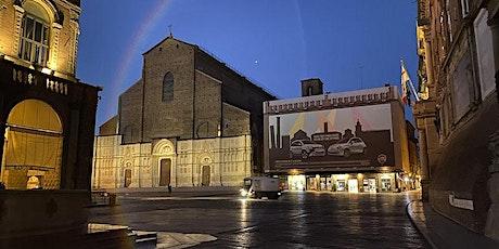 Bologna aneddotica all'alba con meditazione mindfulness e visita guidata biglietti