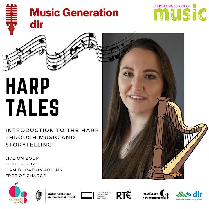 Music Generation dlr presents Harp Tales image