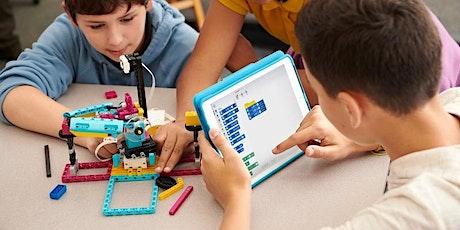 Ferienworkshop: Umweltretter mit LEGO® Education SPIKE™ Prime Tickets