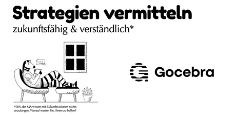 Gocebra - die Zukunft der Strategie-Vermittlung Tickets