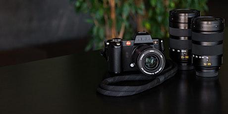Photowalk chez Photo Comédie avec la Leica Akademie billets