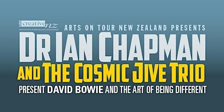 Dr Ian Champan and the Cosmic Jive Trio tickets