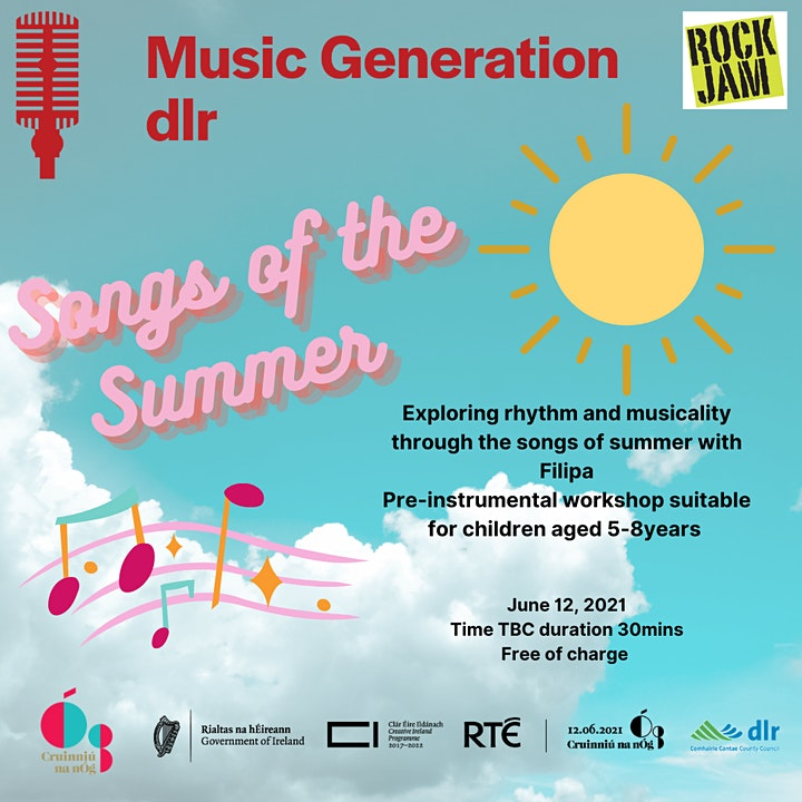 Music Generation dlr presents Songs of the Summer : Pre-instrumental image