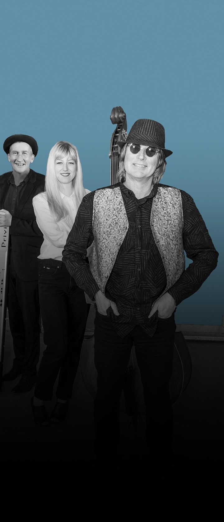 Dr Ian Champan and the Cosmic Jive Trio image