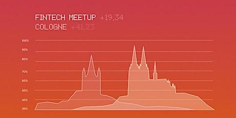 31. FinTech & InsurTech Meetup Cologne/Bonn (online) tickets