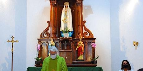Missa Dom 23/05 - 11h30 - Paróquia Sant'Ana ingressos