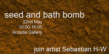 Seeds and Bathbombs Workshops tickets