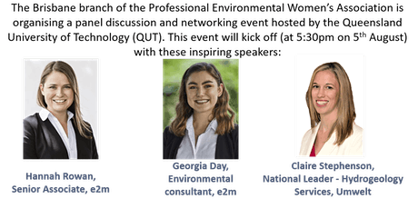 PEWA Knowledge Share - Environmental Consulting tickets
