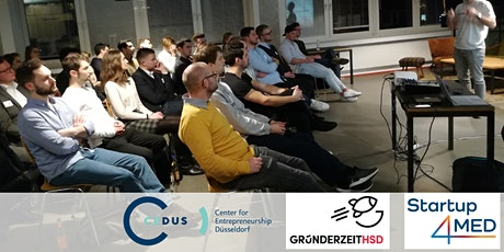 Founders' Dialogue - der Gründungstreff Tickets