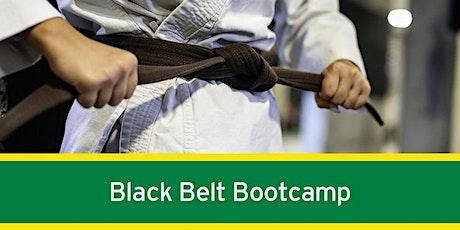 Black Belt Bootcamp tickets