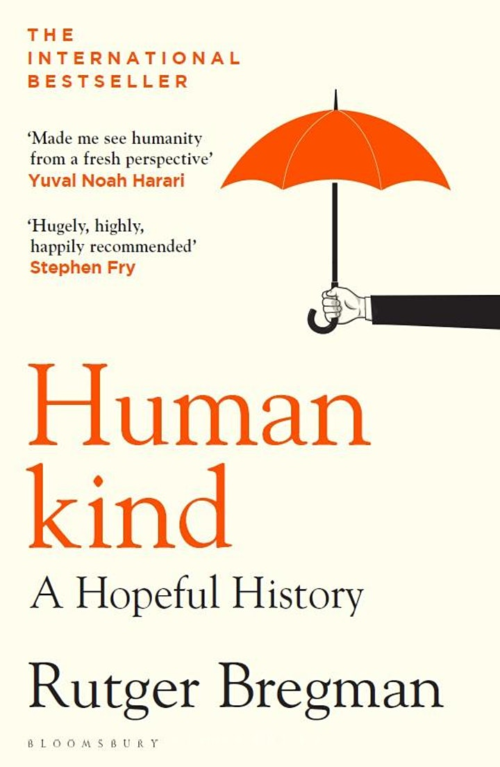 Humankind: a Radical New History of Our Species image