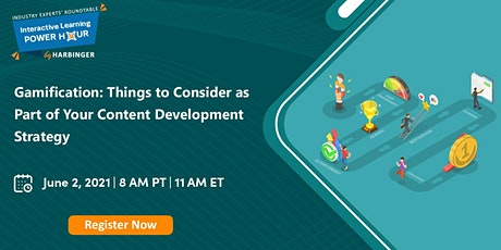 Gamification: Things to Consider as Part of Content Development Strategy biglietti