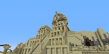 *AUSVERKAUFT* Ferien-Workshop: Minecraft - Ägypten - Sphinx und Pyramiden Tickets