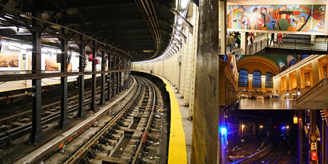 'Underground Manhattan, The History of the NYC Subway System' Webinar tickets