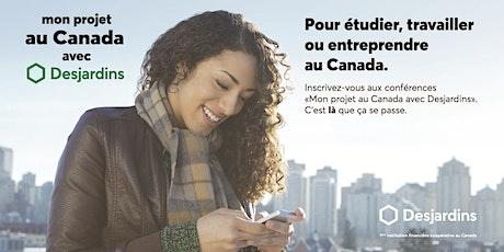 Entreprendre au Québec billets