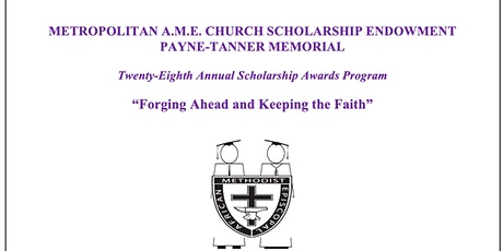 Metropolitan AMEC Scholarship Endowment's Annual Awards Program tickets