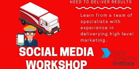 Social Media Webinar: How to make money online tickets
