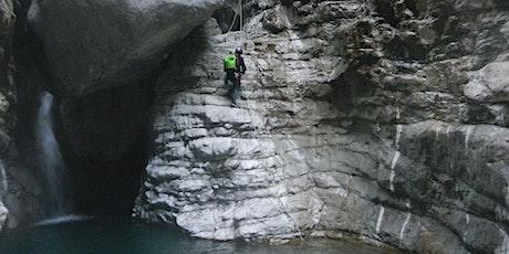 Canyoning: Rio Lumiei biglietti