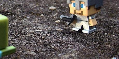 Ferien-Workshop: Digitale Kunst - Stop-Motion mit Minecraft Tickets