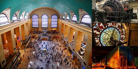 'Grand Central Terminal and the Secrets Within' Webinar tickets