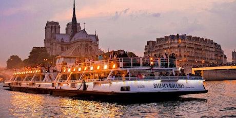 Rencontres amicales : Promenade Paris + Balade Bateaux mouche billets