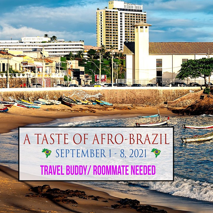 A Taste of  Afro-Brazil - Let's Travel! image