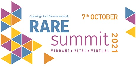 RAREsummit21 - Vibrant  > Vital  >  Virtual tickets