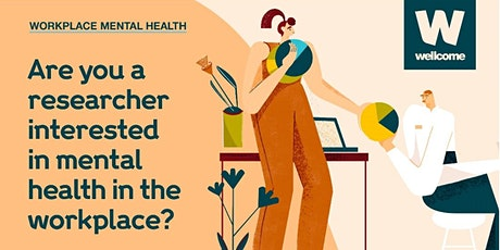 Wellcome's 2nd Commission on Workplace Mental Health tickets
