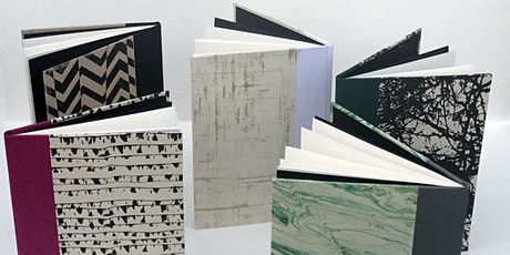 Bookbinding Workshop:  Hardcover Notebook [Includes Materials + Tools Kit] tickets