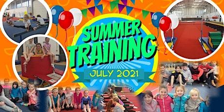 Wednesdays: Members Summer Training tickets