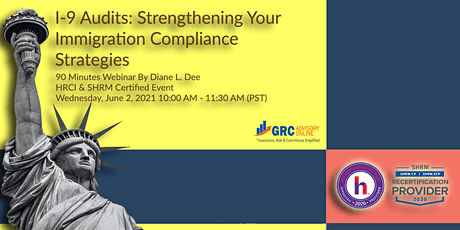 I-9 Audits: Strengthening Your Immigration Compliance Strategies tickets