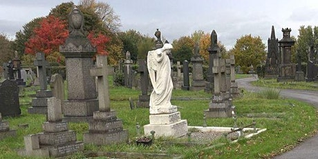 Peregrination of Undercliffe Cemetery tickets