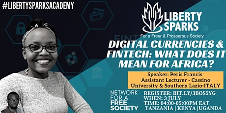 DIGITAL CURRENCIES & FINTECH: WHAT DOES IT MEAN FO tickets