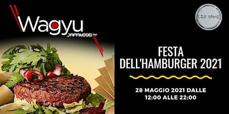Festa dell'Hamburger biglietti