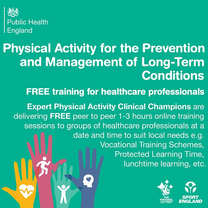 Unite in Health PHE PACC Session image