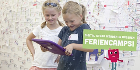 Sommerferien-Camp: Die digitale Welt entdecken 19.07.-23.07.21 Tickets