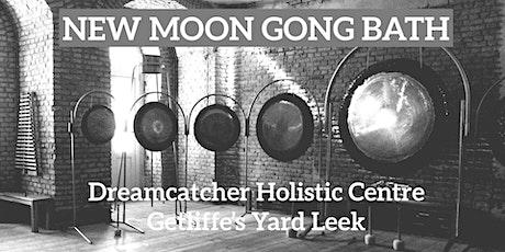 New Moon Gong Bath Meditation tickets
