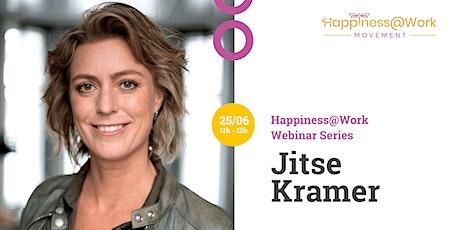 Online Webinar: Jitske Kramer tickets