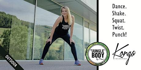 The Jungle Body KONGA® - by Moni | OUTDOOR | Starkl Aschbach Tickets