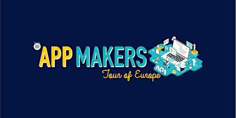 App Maker Tour of Europe - Romania tickets
