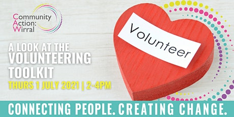A Look at the Volunteering Toolkit tickets