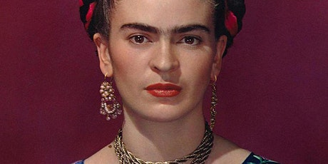 Kunstlezing over Frida Kahlo in de Koppelkerk Bredevoort tickets