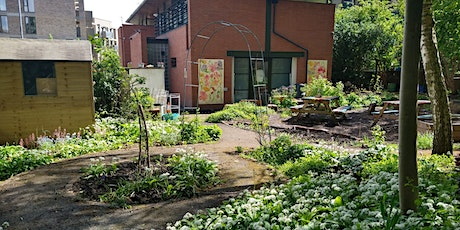 Sow the City and Partners Green Prescribing Project Launch Event tickets