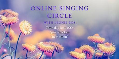 Online Singing Circle tickets