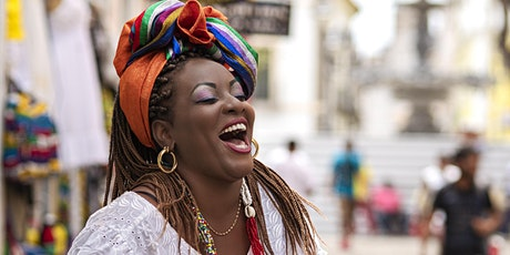 A Taste of  Afro-Brazil - Let's Travel! tickets