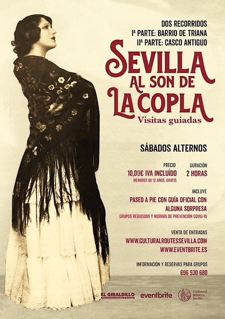 """Imagen de Ruta """"Sevilla al Son de la Copla"""" I: Barrio de Triana"""