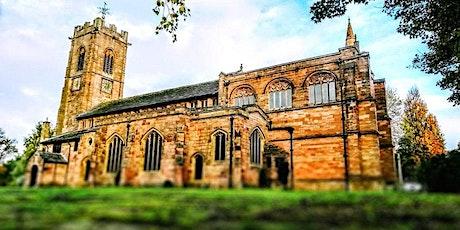 St Mary's Churchyard Tour tickets