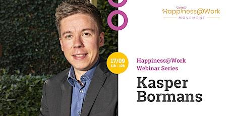 Online Webinar: Kasper Bormans tickets