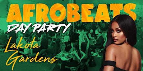 Afrobeats Day Party - June 12th @ Lakota Gardens tickets
