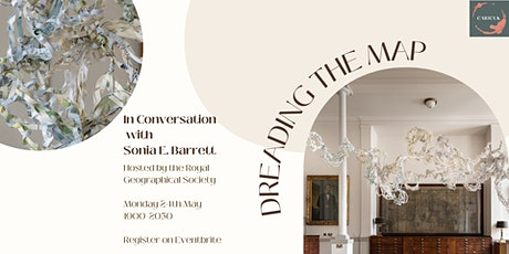 Dreading the Map | In Conversation with Sonia E. Barrett tickets